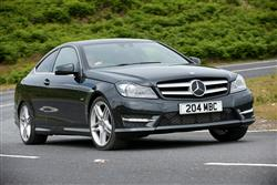 Car review: Mercedes-Benz C-Class Coupe (2011 - 2015)