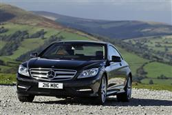 Car review: Mercedes-Benz CL-Class (2010 - 2014)