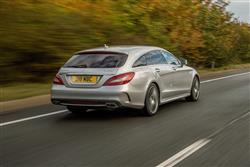 New Mercedes-Benz CLS Shooting Brake (2015 - 2017) review