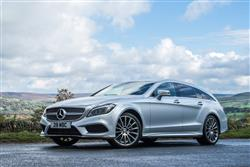 Car review: Mercedes-Benz CLS Shooting Brake (2015 - 2017)