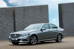 Car review: Mercedes-Benz E-Class (2013 - 2016)