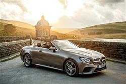 Car review: Mercedes-Benz E-Class Cabriolet [A238] (2017 - 2020)