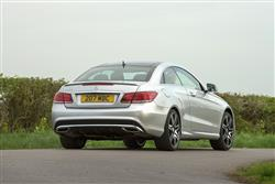 New Mercedes-Benz E-Class Coupe (2013 - 2016) review