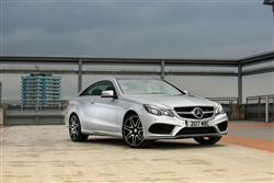 Car review: Mercedes-Benz E-Class Coupe (2013 - 2016)