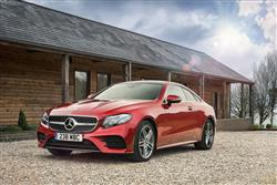 Car review: Mercedes-Benz E-Class Coupe [C238] (2017 - 2020)