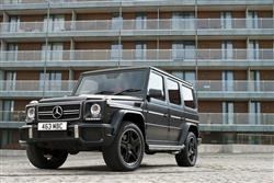 Car review: Mercedes-Benz G-Class (1990 - 2017)
