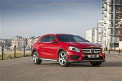 Car review: Mercedes-Benz GLA (2014 - 2017)