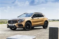 Car review: Mercedes-Benz GLA (2017 - 2020)