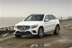 Car review: Mercedes-Benz GLC (2015 - 2018)