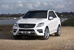 Car review: Mercedes-Benz M-Class (2011 - 2015)