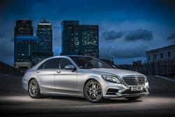 New Mercedes-Benz S-Class Saloon Hybrid (2013 - 2017) review