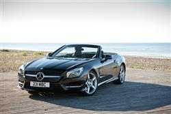 New Mercedes-Benz SL (2012 - 2016) review