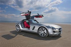 New Mercedes-Benz SLS AMG (2010-2014) review