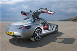 Car review: Mercedes-Benz SLS AMG (2010-2014)
