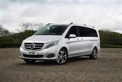 Car review: Mercedes-Benz V-Class (2015 - 2018)