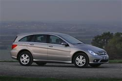 Car review: Mercedes-Benz R-Class (2006 - 2010)