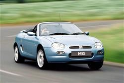 Car review: MGF (1995 - 2002)