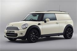 Car review: MINI Clubvan (2013-2015)