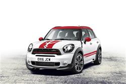 Car review: MINI Countryman John Cooper Works (2012 - 2016)