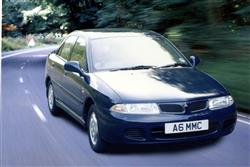 Car review: Mitsubishi Carisma (1995 - 2005)