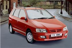 New Mitsubishi Colt (1988 - 2004) review