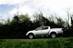 New Mitsubishi L200 (2010 - 2015) review