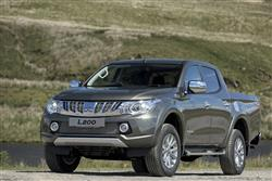 Car review: Mitsubishi L200 (2015 - 2019)