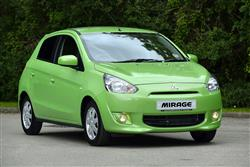 Car review: Mitsubishi Mirage (2013 - 2016)