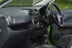 New Mitsubishi Mirage (2013 - 2016) review