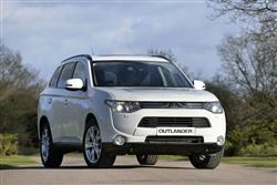 Car review: Mitsubishi Outlander (2013 - 2015)