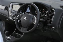 New Mitsubishi Outlander (2013 - 2015) review