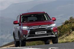 New Mitsubishi Outlander (2015 - 2018) review