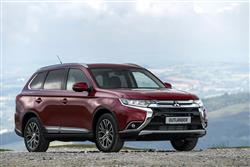 Car review: Mitsubishi Outlander (2015 - 2018)