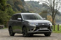Car review: Mitsubishi Outlander PHEV (2015 - 2018)