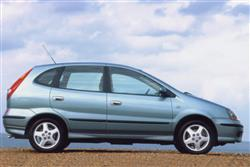 Car review: Nissan Almera Tino (2000 - 2006)