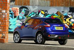 New Nissan Juke (2014 - 2019) review