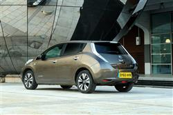 New Nissan LEAF (2013 - 2017) review