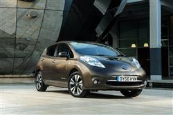 Car review: Nissan LEAF (2013 - 2017)