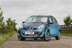 Car review: Nissan Micra (2013 - 2016)