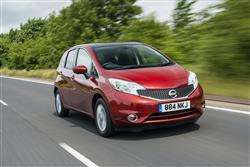 New Nissan Note (2013-2017) review