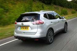 New Nissan X-TRAIL (2014 - 2017) review