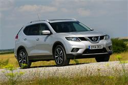 Car review: Nissan X-TRAIL (2014 - 2017)