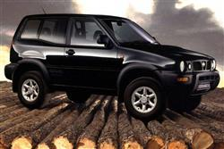 Car review: Nissan Terrano II (1993 - 2006)