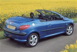 Car review: Peugeot 206 Coupe Cabriolet (2000 - 2007)