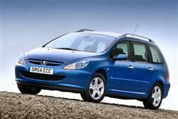 Car review: Peugeot 307 SW (2002 - 2008)