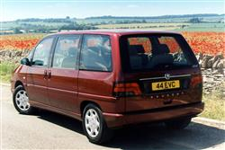 New Peugeot 806 (1995 - 2002) review