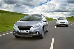 New Peugeot 2008 (2013 - 2016) review