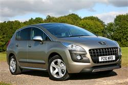 New Peugeot 3008 (2009 - 2013) review
