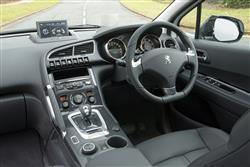 New Peugeot 3008 HYbrid4 (2011 - 2016) review