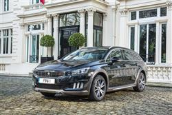 Car review: Peugeot 508 RXH (2012 - 2017)